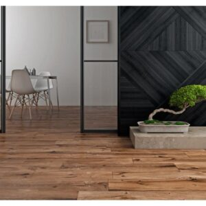 Интерьер zeus ceramica briccole wood brown